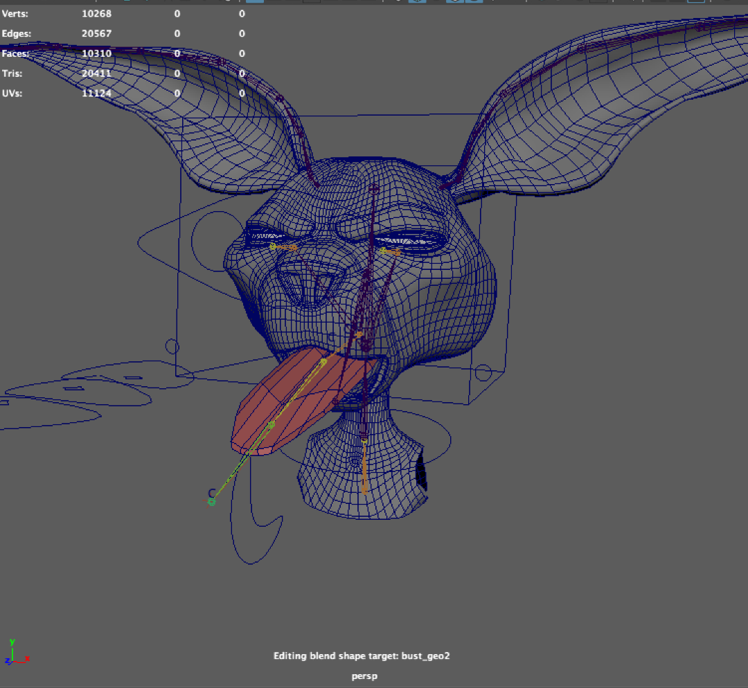 CHARACTOR RIGGING